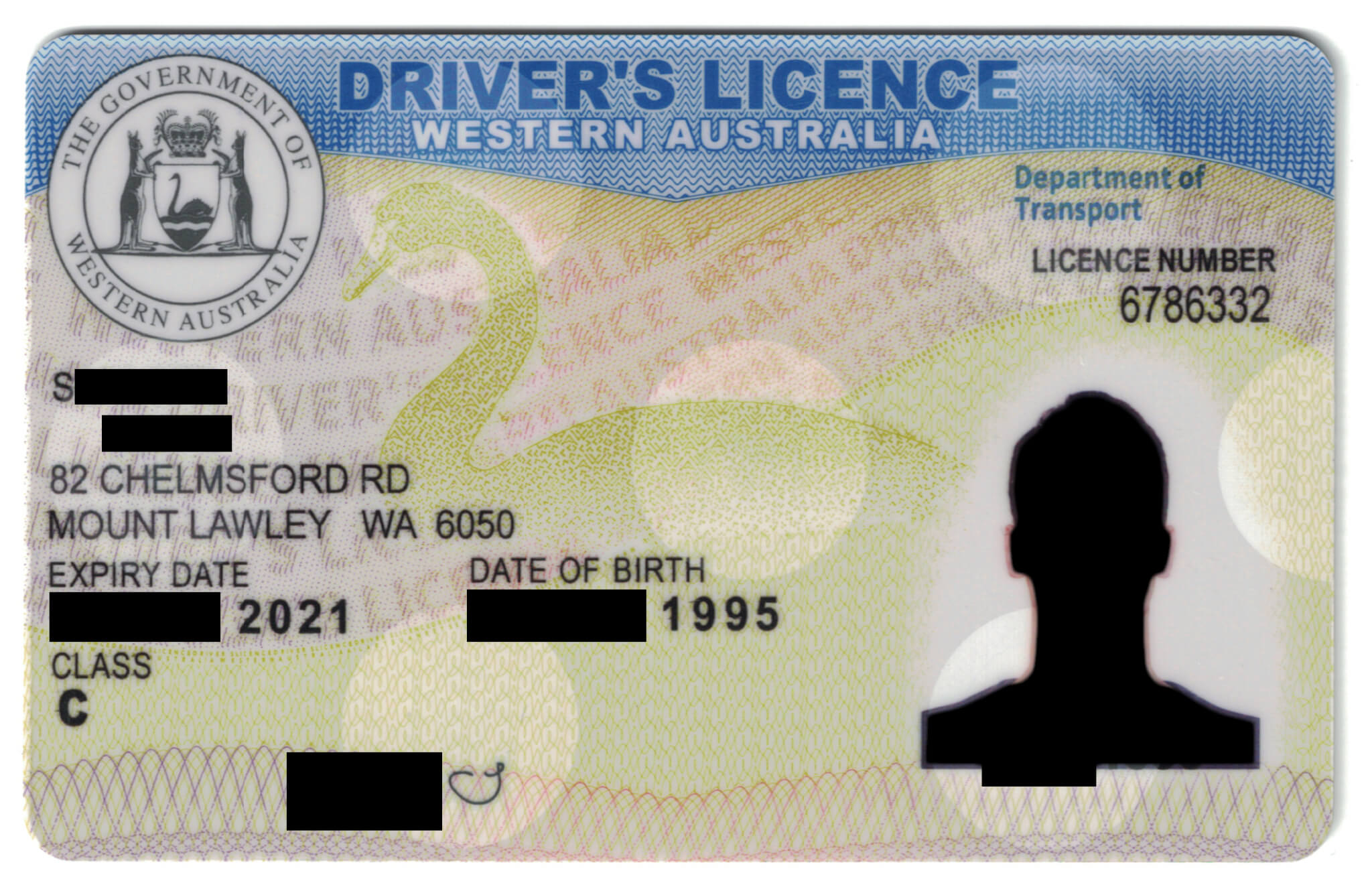 western australia fake id buy scannable fake id with. Black Bedroom Furniture Sets. Home Design Ideas