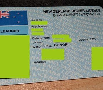 🆔🔥 Indian ID – Bihar Driver License – Buy Scannable Fake
