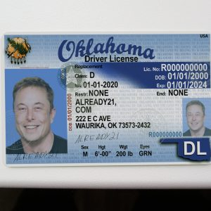Buy Fake ID Oklahoma