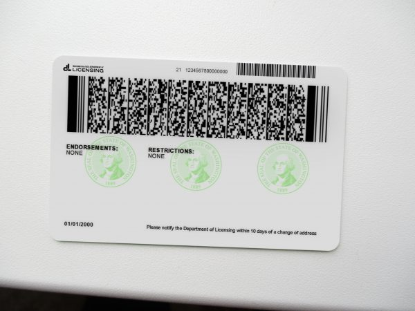 Washington fake id for sale